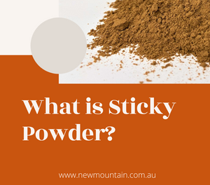 What is Sticky Powder?