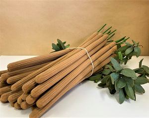 1kg Bulk Pack 6 hour Sandalwood Mosquito Sticks