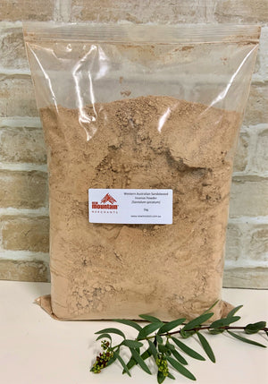 Western Australian Sandalwood Incense Powder - New Mountain