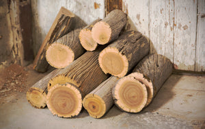 Western Australian Sandalwood Logs - New Mountain