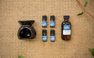 Santalum austrocaledonicum Essential Oil - New Mountain
