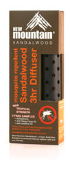 Citronella Mosquito Sticks 3 Hour - New Mountain