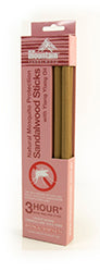 Sandalwood & Ylang Ylang Sticks 3 Hour - New Mountain