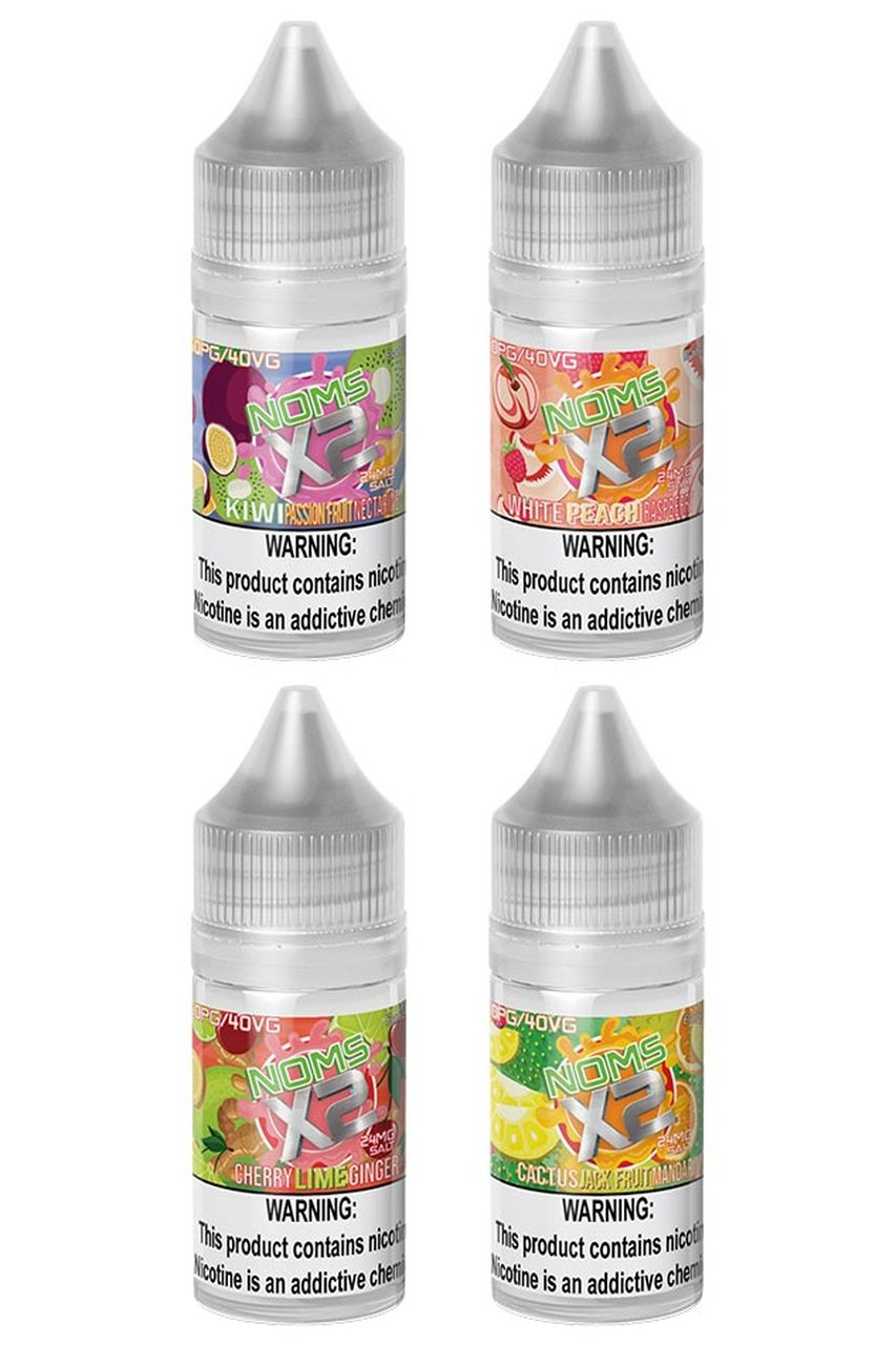 Noms X2 Salt Eliquid - 30mL