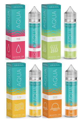 Aqua Original E-Liquid - 60mL