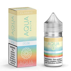 Aqua Classic Salts E-Liquid - 30mL