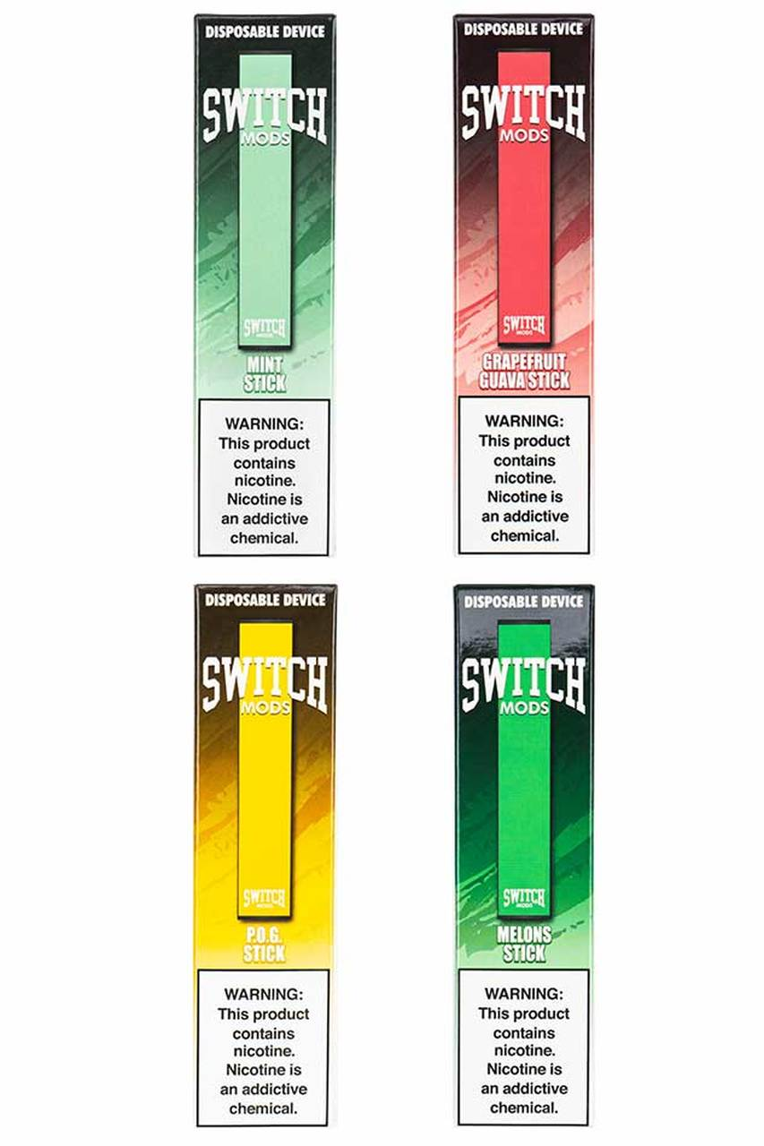 Switch Disposable Pod Device