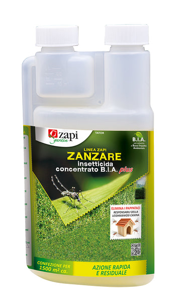 ZAPI - Zanzare concentrato B.I.A. PLUS 250 ml