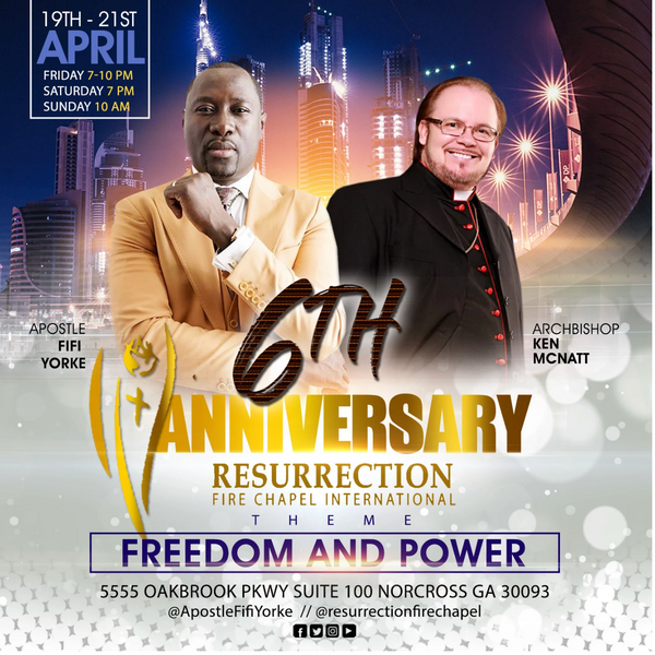2 sided Church Conference,Event Flyer Design