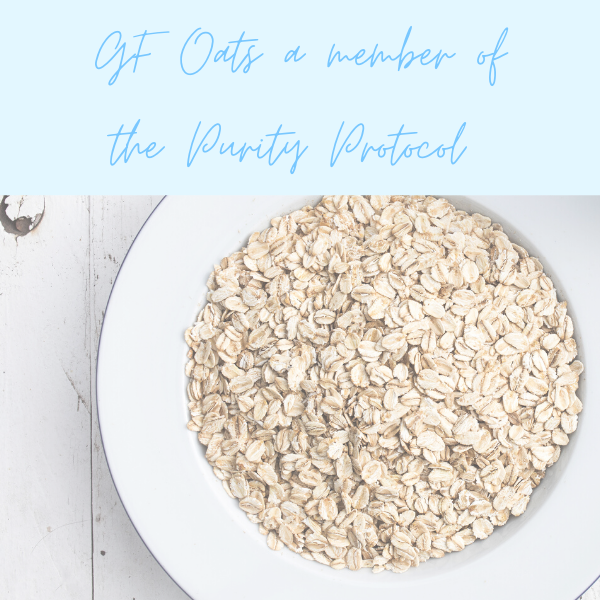 GF Oats a member of the Purity Protocol - It Matters to our customers!