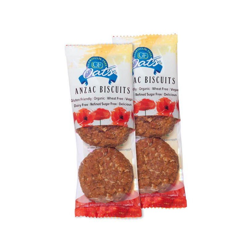 GF Oats ANZAC 2PKT Biscuit *Partnering with Legacy