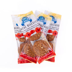 Anzac biscuits four pack