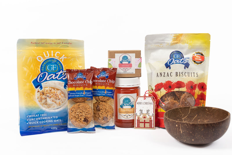 GF Oats BIG Gift Pack