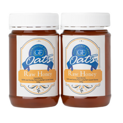 Gluten Free Raw Honey 500g