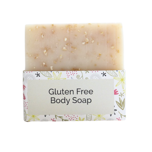 Gluten Free Oats Body Soap 110g