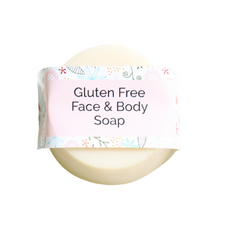 Gluten Free Oats Face & Body Cleanser 100g