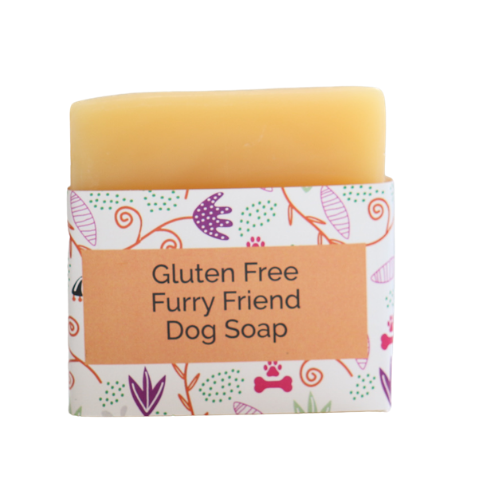 Gluten Free Furry Friend - DOG SOAP