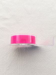 Econo Highlighter Tape - Pink