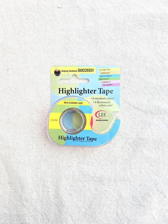 Econo Highlighter Tape Pink
