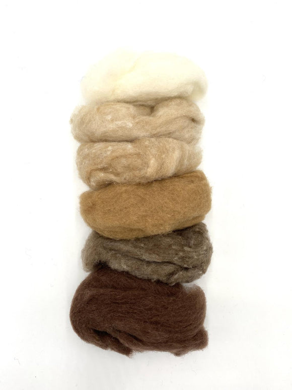 GoingGnome Wool Pack - Flesh Tones