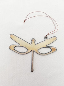 Iron Jewel Ornament - Dragonfly