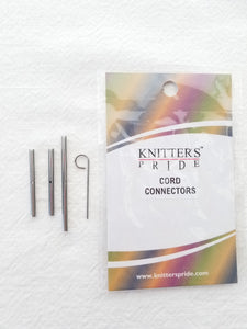 Knitter's Pride Interchangeable Cord Connectors