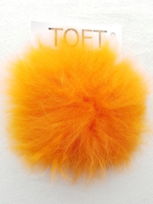 TOFTuk Alpaca Pom Pom - Orange