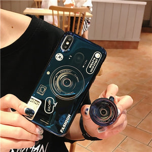 Camera Phone Case for Samsung