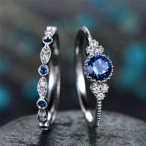 Crystal Ring (2 Pcs)