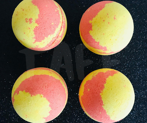 TAFF Jelly Bean Bath Bombs