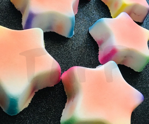 TAFF Vanilla Bean Star Bath Bombs