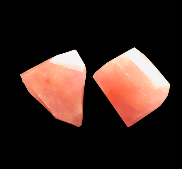 TAFF Morganite Crystal Soap - NEW