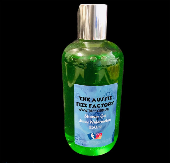 TAFF Juicy Watermelon Shower Gel 250ml NEW