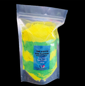TAFF Sinus Relief  Bath Crumble 250g