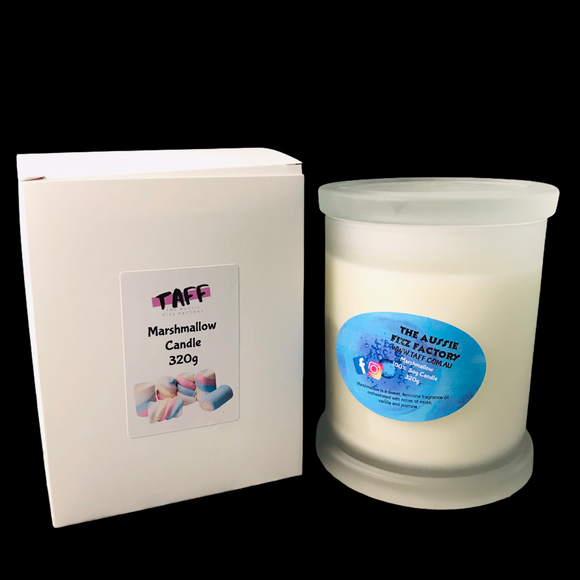TAFF Marshmallow Candles NEW