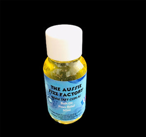 TAFF Sinus Relief Bath Oil 50ml