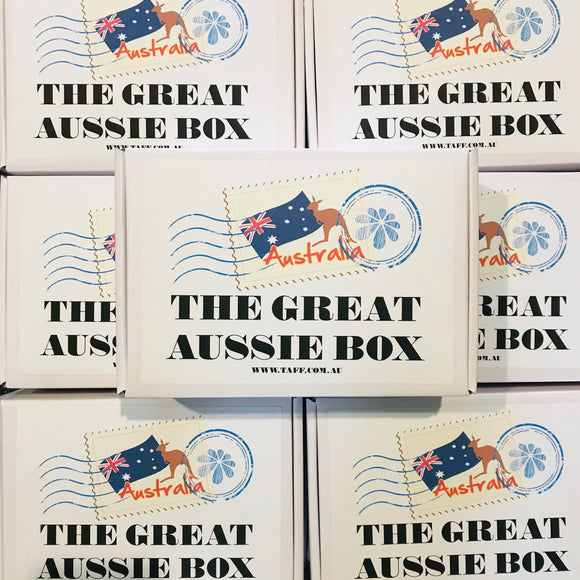 TAFF The Great Aussie Box
