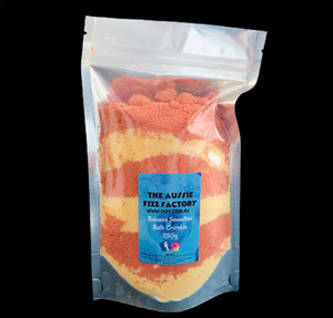 TAFF Banana Smoothie Bath Crumble 250g