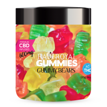 Load image into Gallery viewer, CBD Infused Gummy Bears