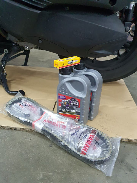Yamaha Xmax  Full Servicing Package @ $198