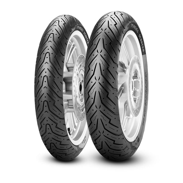Pirelli Angel Scooter 120/70-14 + 140/60-13 $200