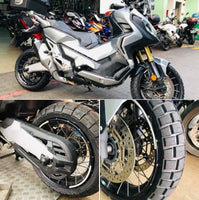 Pirelli  Scorpion Rally STR tyres for Honda X-ADV 750 120/70-17 & 160/60-15 (Code: ZXJ) @ $375