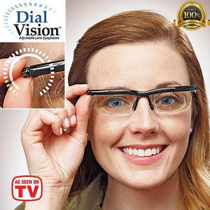 Buy 1 Take 1! Adjustable Lens Eyeglass (FREE Shipping & Cash On Delivery Nationwide)