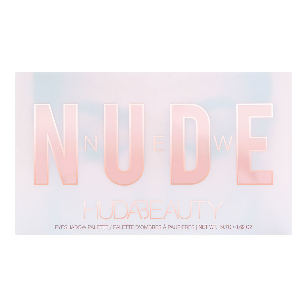 Huda Beauty - The New Nude Eyeshadow Palette