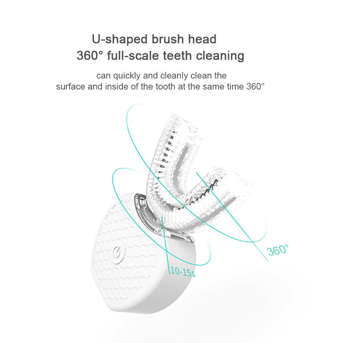 360° Automatic Toothbrush / Teeth Whitening