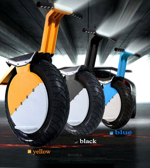 One Wheel Balancing Scooter