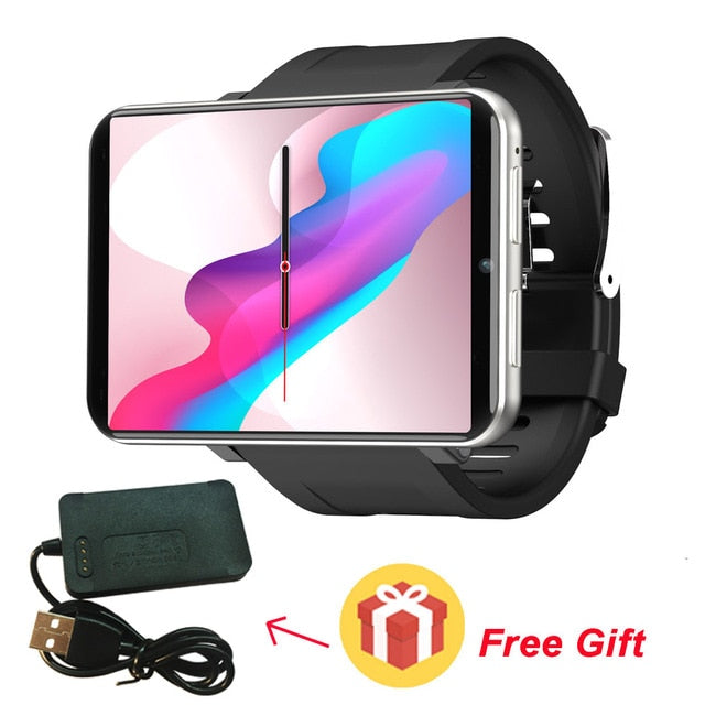 WiFi Smart Watch with Camera