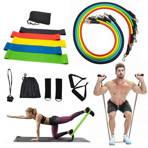 17Pcs/Set Fitness From Home