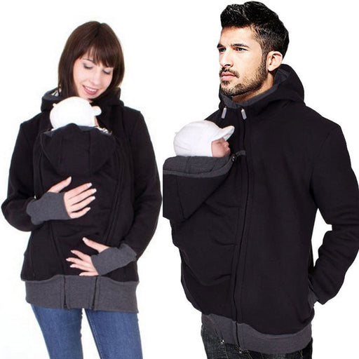Baby Carrier Jacket Hoodies