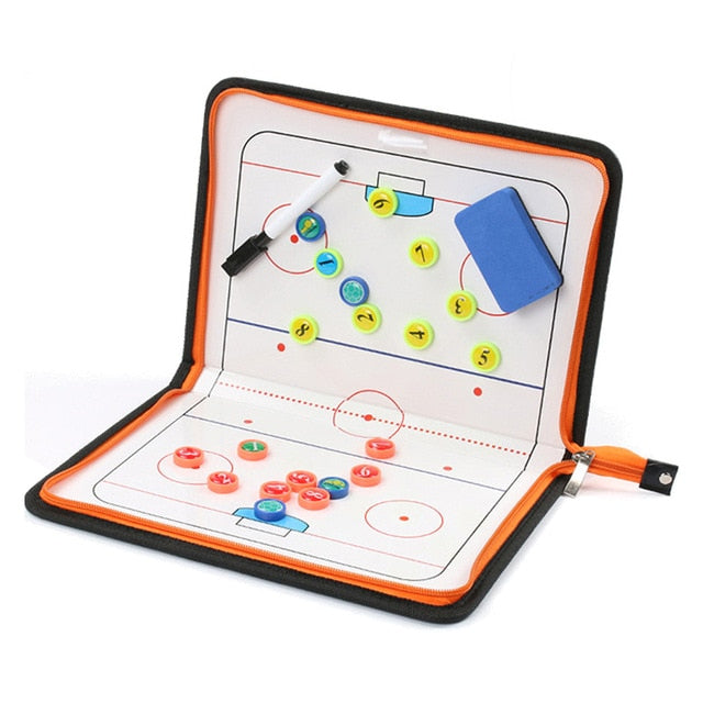 Hockey Coach Clip Board
